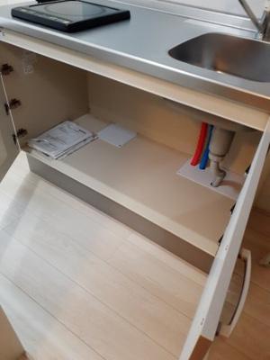 キッチン下収納です
