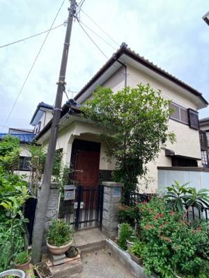 【外観】南鎌ヶ谷の家