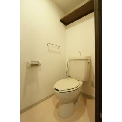 マイランド蘇我のトイレ