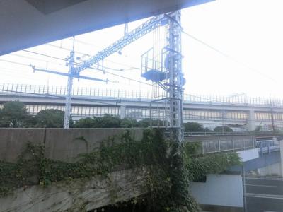 3階部分からの眺望
