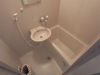 【浴室】クレッシェンド王子公園
