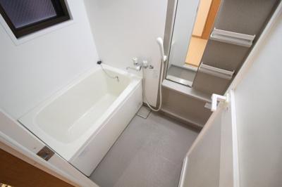 【浴室】ハートウォーミング
