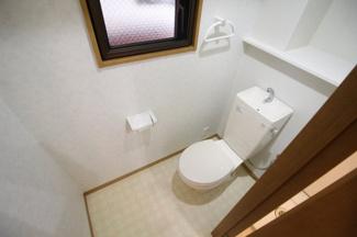 【トイレ】ハートウォーミング