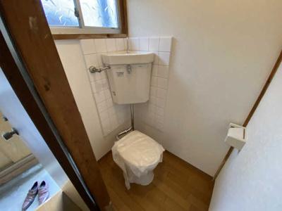 【トイレ】あかねハイツ
