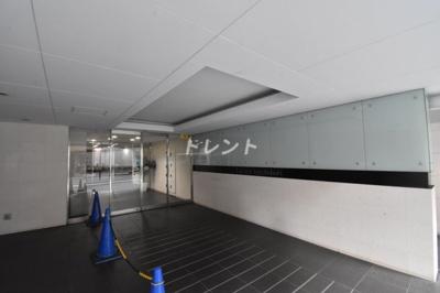 【エントランス】ルクレ八丁堀