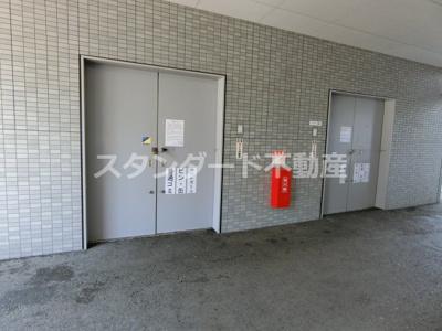 【その他共用部分】ノルデンタワー天神橋アネックス