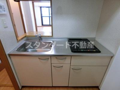 【キッチン】ノルデンタワー天神橋アネックス