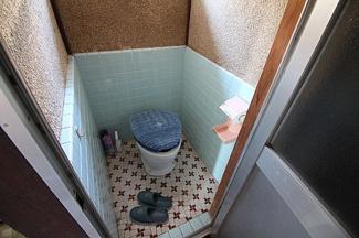 【トイレ】米原市野一色 中古戸建