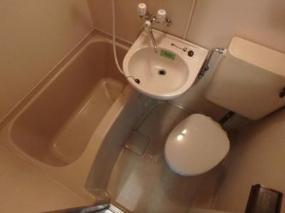 【浴室】エホールIII