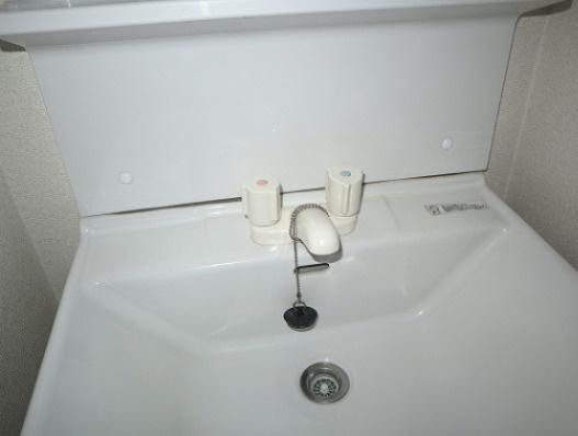 綺麗な洗面台です。