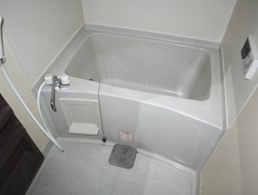 清潔感ある浴室です。