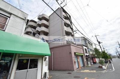 【外観】エンゼルハイツ小阪本町