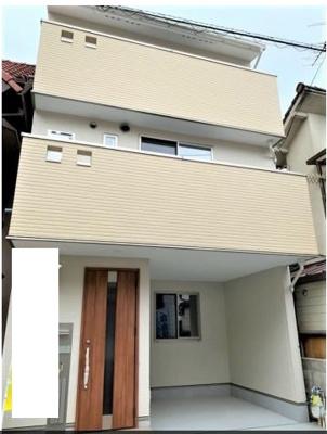 【外観】浄土寺東田町 新築戸建