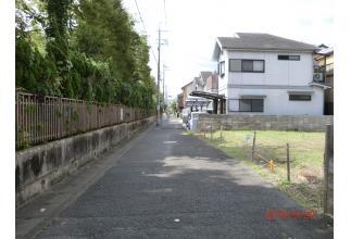 松ケ崎木ノ本町 土地 1号地