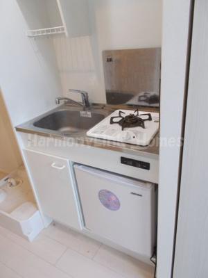 ハーモニーテラス和泉Ⅱのキッチンです