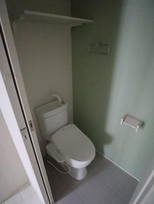 【トイレ】ハーモニーテラス中板橋