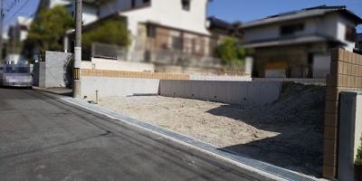 【前面道路含む現地写真】神戸市垂水区つつじが丘2丁目 新築戸建