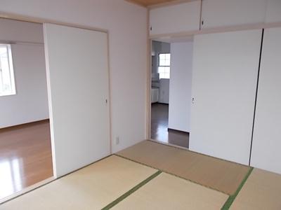 【寝室】クレールハウスNK