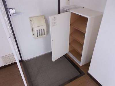 【玄関】クレールハウスNK