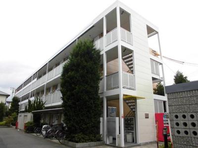 【外観】レオパレス花水木二番館