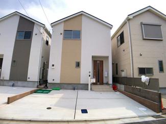敷地は約32坪・建物は約延べ27坪の3LDKです。