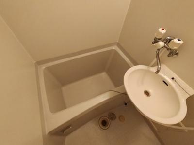 【浴室】レオパレス夢3番館