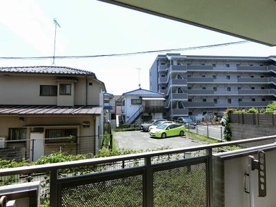【展望】グランシャトーカワシマ