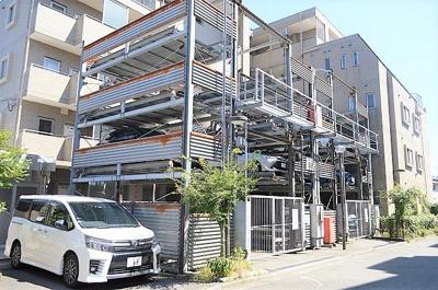 【駐車場】グランシャトーカワシマ