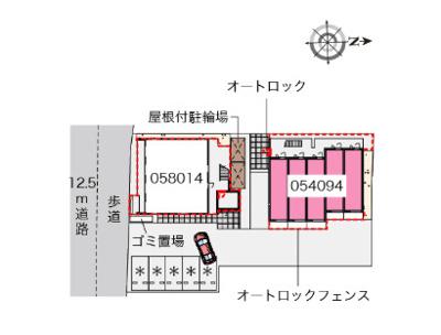 【区画図】港北