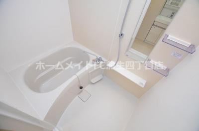 【浴室】ファーストフィオーレ玉造GRACE