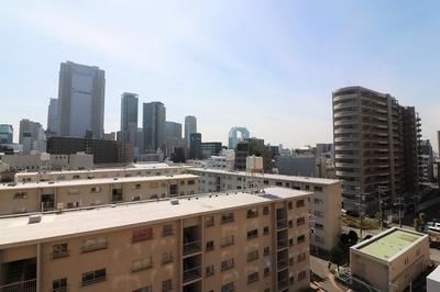 【展望】中津リバーサイドコーポD棟