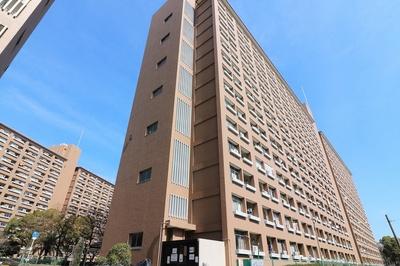 【外観】中津リバーサイドコーポD棟
