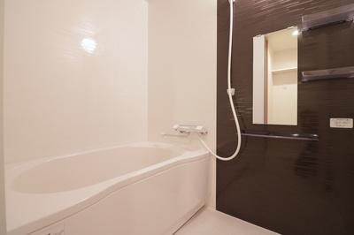 【浴室】中津リバーサイドコーポD棟