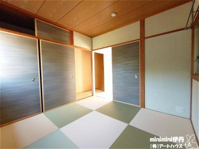 【和室】前田景利貸家