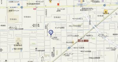 【周辺】オクトワール松山土居田西館