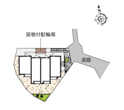 【区画図】T&EDWARD