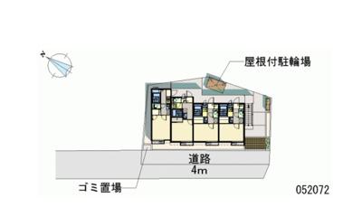 【地図】ウッドベル