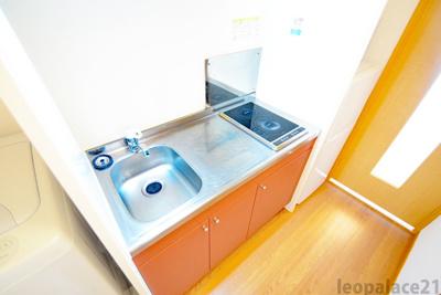 1階はフローリング、2階はカーペットになります同タイプのお部屋の写真です。