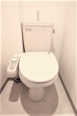 【トイレ】パラシオ南森町