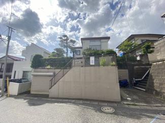 若葉区桜木北 土地 都賀駅 前面道路幅員約6mのため、お車の出し入れが便利です。