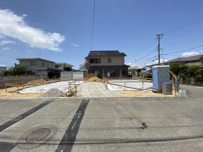 【外観】《》神戸市垂水区学が丘1丁目 2号棟 新築戸建