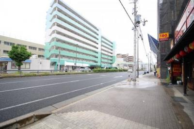 【周辺】琵琶町1丁目貸店舗