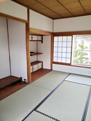 【和室】鳥取市青葉町3丁目中古戸建て
