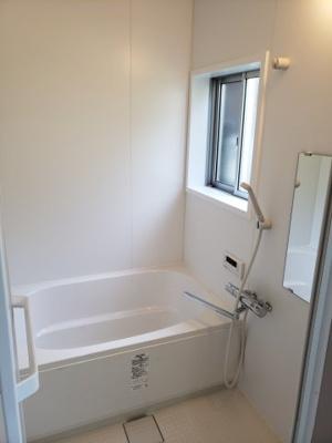【浴室】鳥取市青葉町3丁目中古戸建