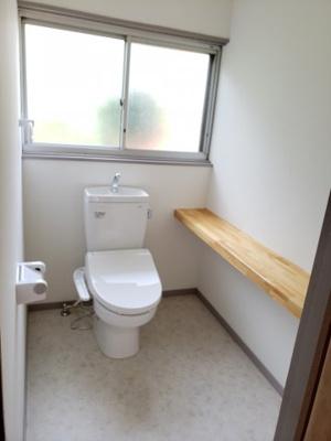 【トイレ】鳥取市青葉町3丁目中古戸建て