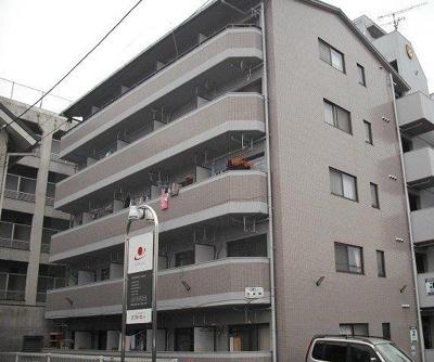 【外観】オクトワール松山土居田東館