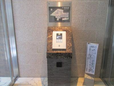 【エントランス】ワコーレ新神戸マスターズレジデンス