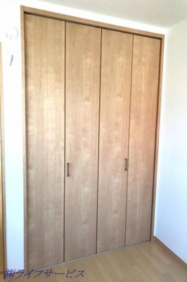2階洋室/クローゼット有