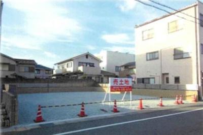 【外観】幸町 売土地