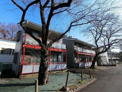 小田急線「柿生」駅より徒歩6分の2階建てアパート☆通勤通学はもちろん、お買い物やお出かけにもGood☆